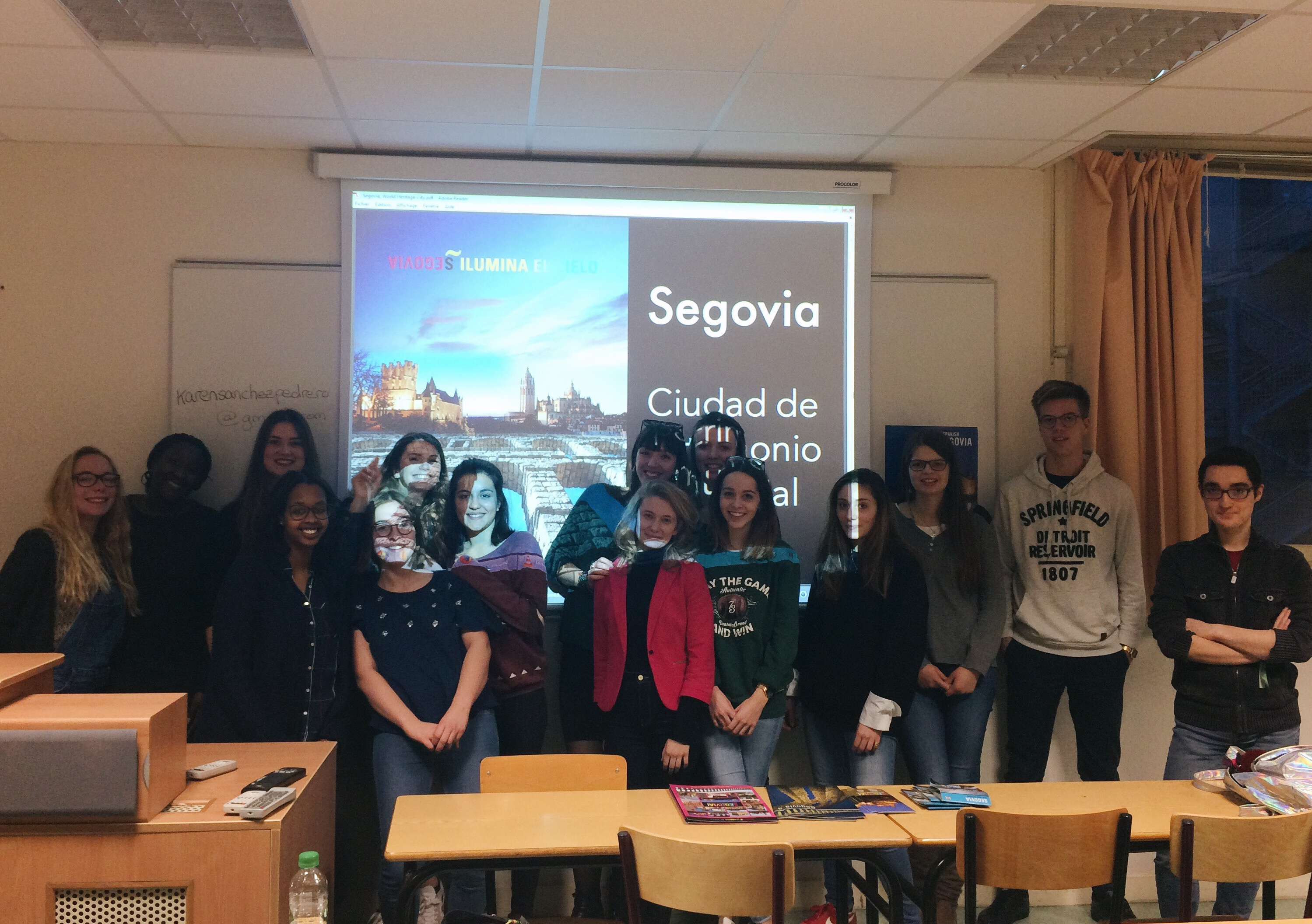 Girls para contactos en Segovia